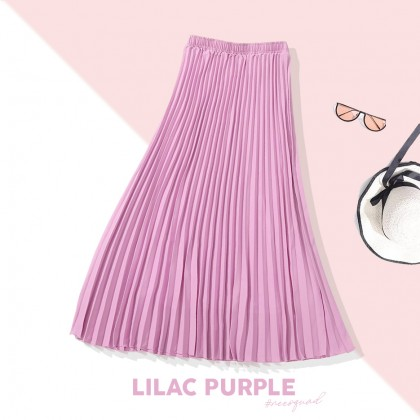 CATHY Pleated Skirt