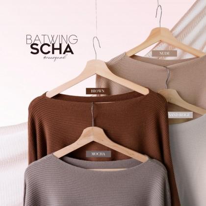 SCHA Batwing Top